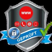 Geprüfte Website - Gesicherte Erreichbarkeit